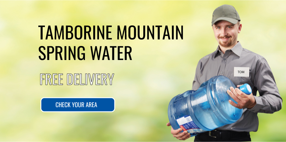 Tamborine Mountain Spring Water Delivery Service