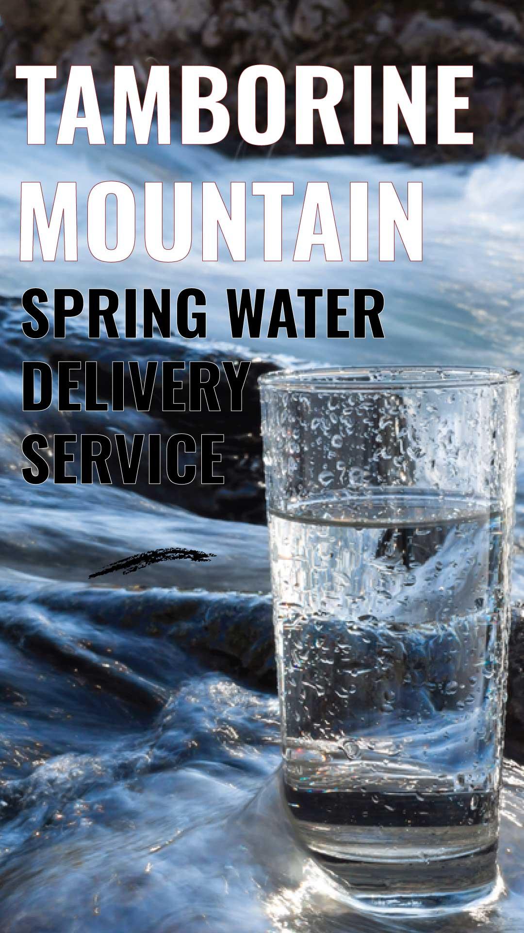 Tamborine Mountain Spring Water
